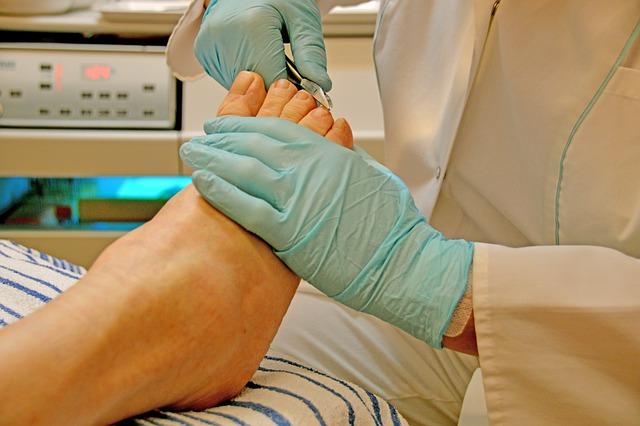 Qu'est-ce que les soins des pieds?